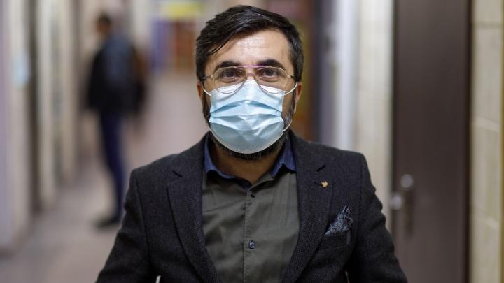 «По ночам я задыхался. Спасал только кислород»: волгоградец о борьбе с COVID-19 и его последствиях