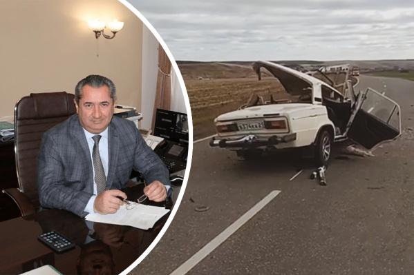 Алан Марзаев сообщил, что за прошедшую неделю в Башкирии зафиксировано 80 ДТП