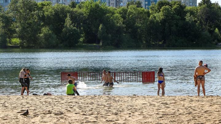 Пляжи и парки откроются с завтрашнего дня в Нижегородской области