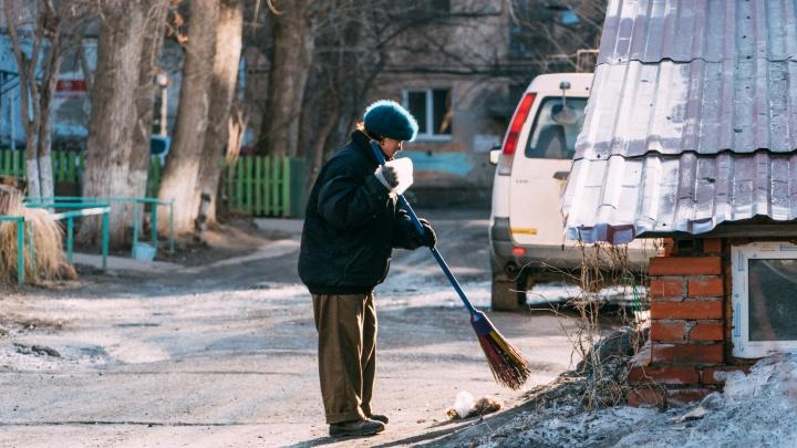 Губернатор прогнозирует рост безработицы в два раза: омичам предложат благоустраивать город