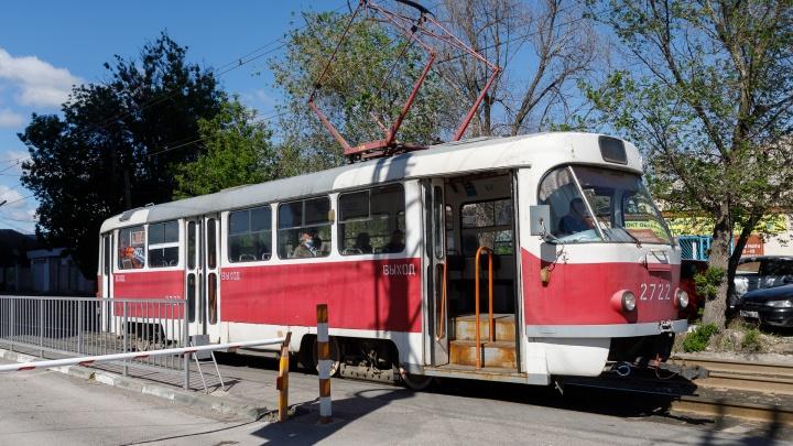 В Волгограде вернули на линию два трамвайных маршрута вместо убранной «единицы»