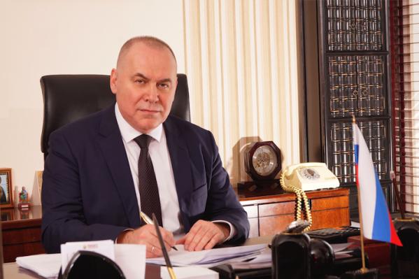 Андрей Карлов руководил детской городской клинической больницей № 9 с 2006 года