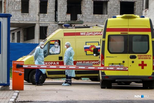 Число заболевших на Южном Урале продолжает расти
