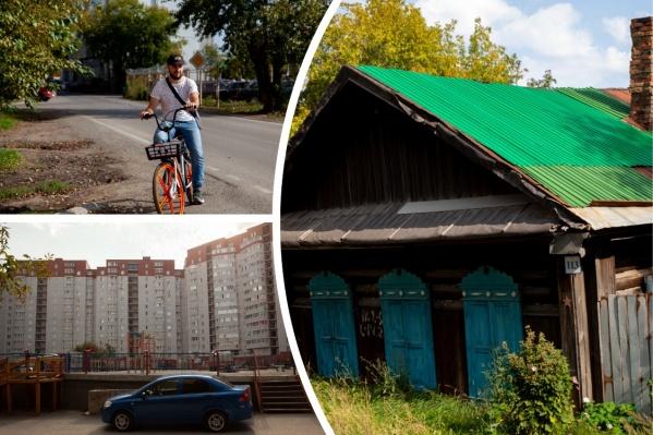 Бывшая деревня на краю Тюмени, а теперь жилой район. К лучшему ли изменения?