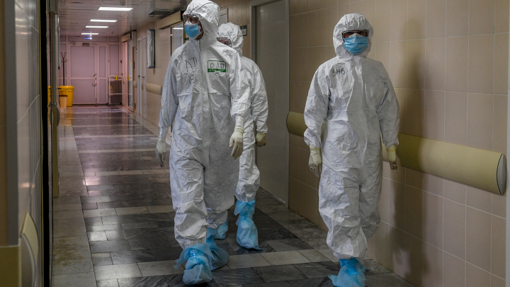 Рекорд по заболевшим: в Ярославской области всплеск новых случаев заражения коронавирусом