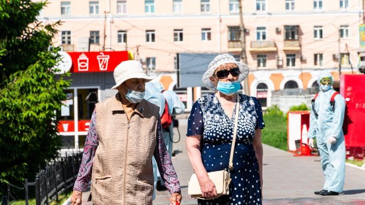 Работающим пенсионерам в Челябинской области ещё на две недели продлят больничные