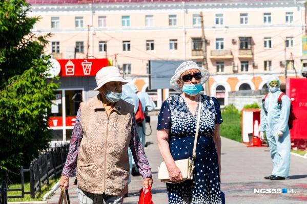 Больничные положены всем работающим пенсионерам в возрасте 65 лет и старше