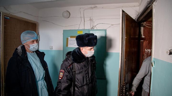 Суд принудительно отправил на госпитализацию двоих челябинцев с коронавирусом