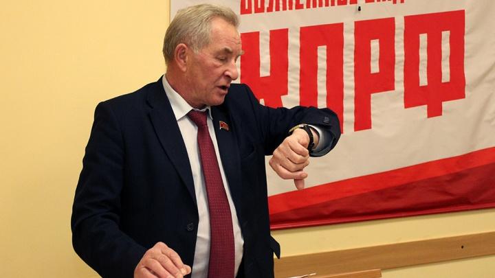 В КПРФ ответили, почему не выдвинули кандидата в губернаторы Архангельской области