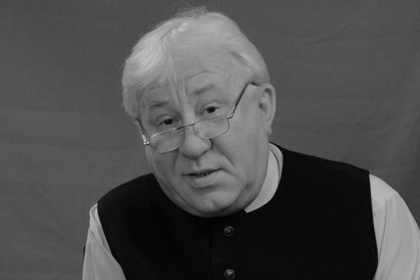 Валерий Серёгин работал в театре с 1980 года