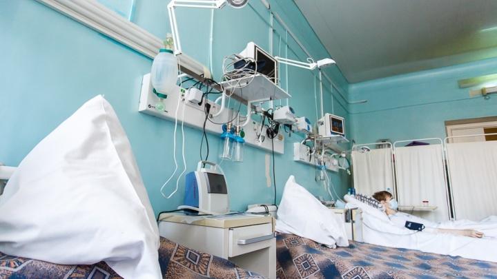 В Волгограде в стационарах по коронавирусу лежат 19 человек
