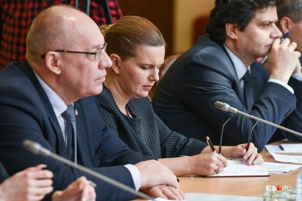 Екатерина Куземка пришла работать в мэрию, когда главой стал Александр Высокинский