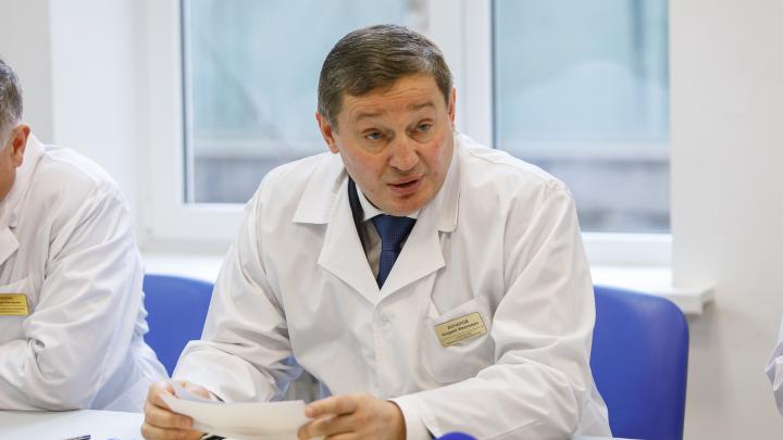«Рост завозных случаев»: волгоградский губернатор заявил о грядущей волне заражений коронавирусом