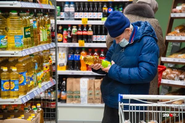 Цены на продукты растут, но в каждом магазине по-своему