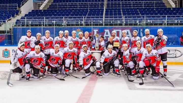 В Роспотребнадзоре Кузбасса рассказали, сколько хоккеистов «Металлурга» заболели коронавирусом