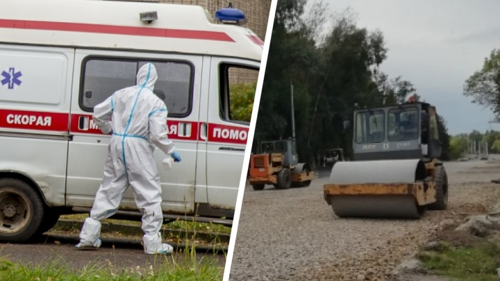 Новая смерть от COVID-19 и открытие Тутаевского шоссе: что случилось в Ярославле за сутки. Коротко