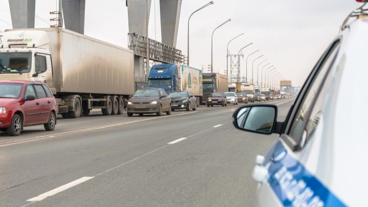 В Самарской области камеры у Жигулёвской ГЭС перенастроят на «отстрел» грузовиков