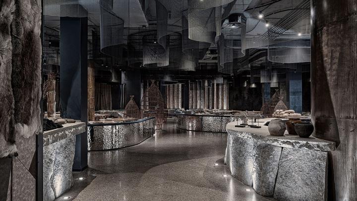 Красноярский ресторан с необычным интерьером номинирован на престижную премию по дизайну в Лондоне