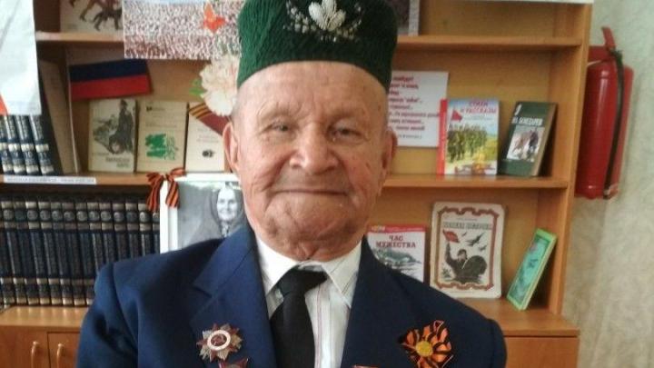 Ветеран из Челябинской области доказал, что можно пройти войну и заниматься спортом даже в 96 лет