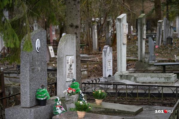 В регионе все кладбища были закрыты с апреля