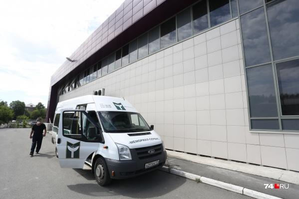 Скончавшийся от ковидной пневмонии мужчина лежал в ОКБ № 2 на улице Гагарина, его тело сейчас находится в морге при больнице