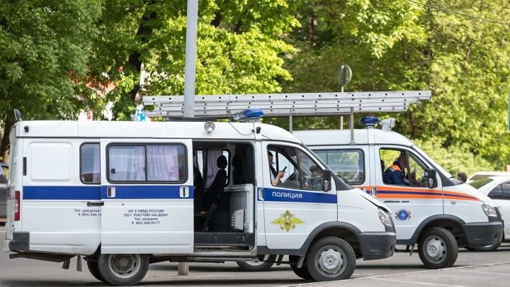 Ростовскую школу «заминировали» перед линейкой 1 сентября