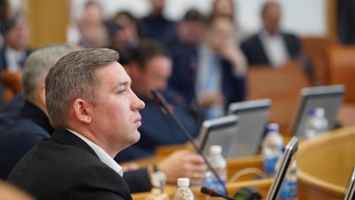 В кабинете одного из депутатов горсовета Красноярска прошли обыски