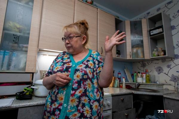 В общежитии, из которого выселяют тюменку, она прожила 27 лет