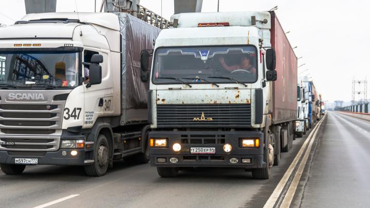 В Самарской области на 5 месяцев перекроют трассу М-5 «Урал»
