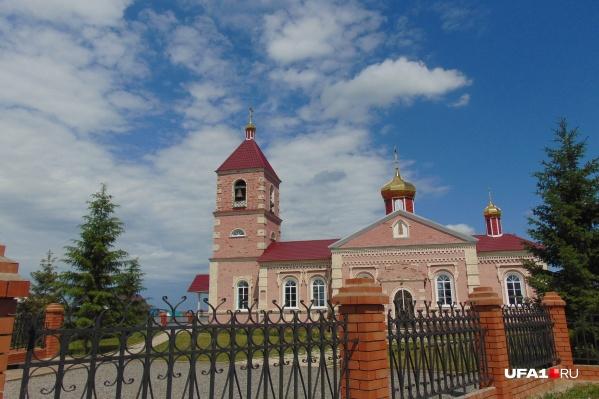 Храм пророка Илии и святой Магдалины существует с 1904 года
