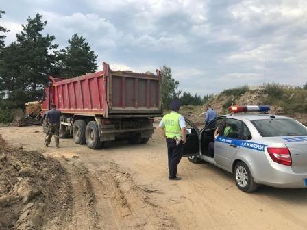 Мусор от рухнувшего общежития на Самочкина попытались незаконно выбросить