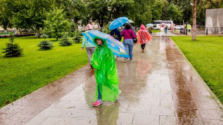 Синоптики: в Ярославской области резко похолодает