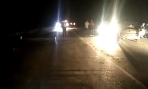 В Башкирии неизвестный на отечественной легковушке насмерть сбил всадника