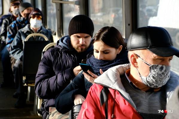 Пассажиров, которые не захотели надевать маски даже на камеру, оказалось действительно мало