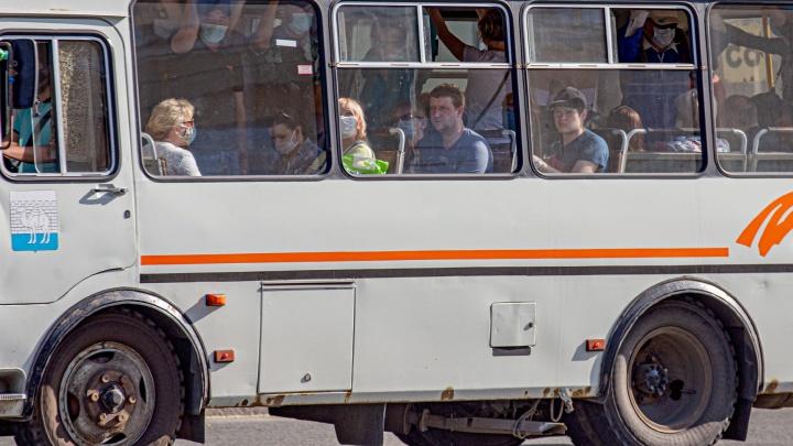«Пусть напишут часы обработки»: власти Челябинска проверят, как моют маршрутки