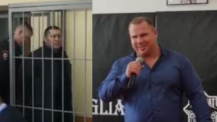 В Самарской области будут судить обвиняемого в убийстве бойца ММА Ильи Тягуна