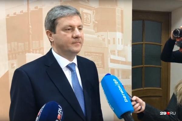 Следующие пять лет Дмитрий Морев будет главой города