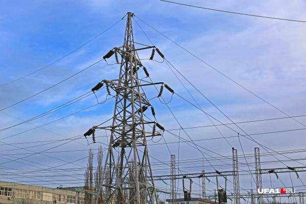 Планируется, что электричества не будет до 16:00