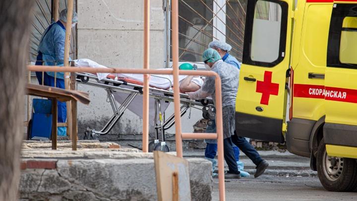 Две смерти и 105 заболевших: коронавирус добивает жителей Волгограда и области