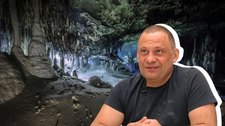 Бизнес на глубине: история предпринимателя из Самары, который открыл свой дайвинг-центр