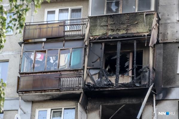 Та самая квартира, где всё произошло. По данным следствия, взрыв случился из-за того, что владельцы приобрели некачественное газовое оборудование у лжекоммунальщиков