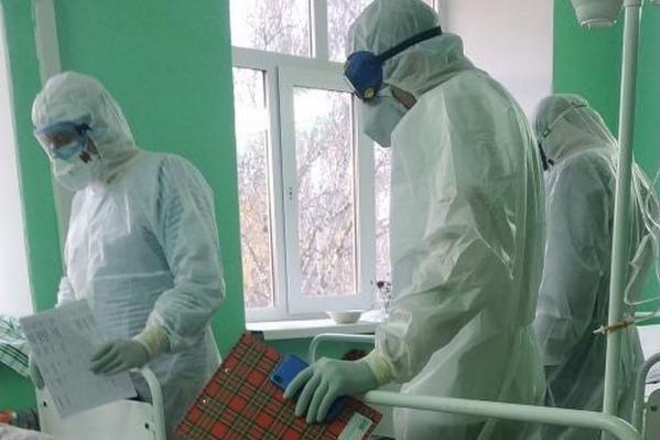 «Берегите врачей ковид-госпиталей, на них надежда», — пожелал пользователь соц сетей