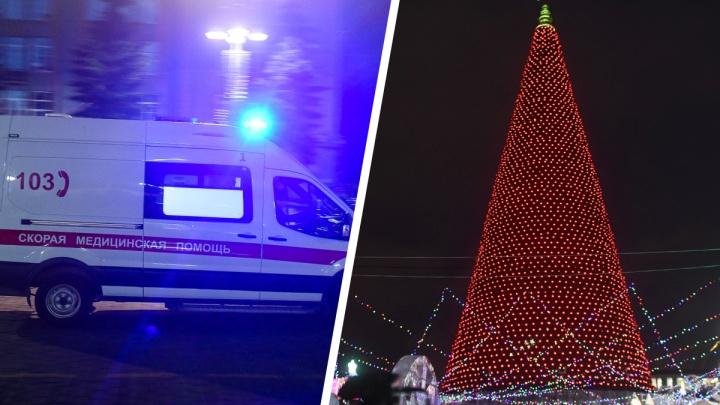 «Новый год встречал с пациентом с ножевым ранением»: свердловские медики рассказали, как празднуют на работе