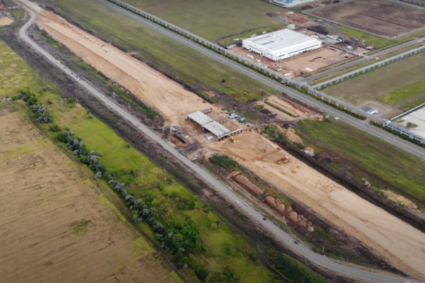 Дорогу в обход Тольятти уже начали строить