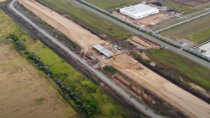 В Самарской области суд изъял у «Тольяттиазота» землю для строительства дороги в обход Тольятти