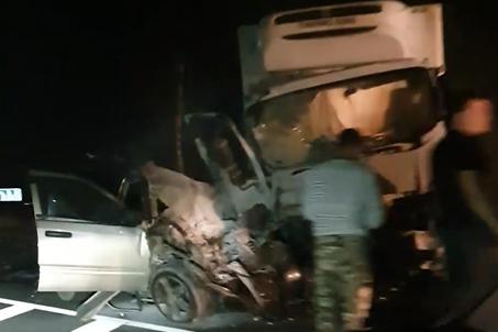 ДТП произошло на Костромском шоссе