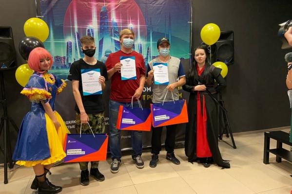 Финал зрелищного мероприятия состоялся на новой уникальной киберспортивной площадке Челябинска Cyber Era