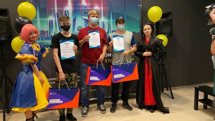 На Южном Урале назвали сильнейших кибератлетов в финале турнира «За Танкоград»