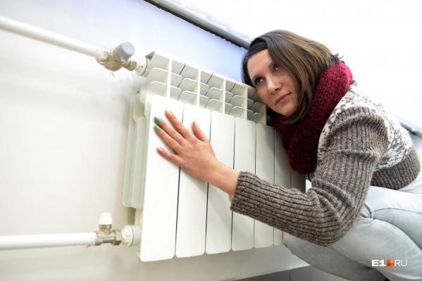 Пока меньше половины екатеринбуржцев дождались тепла