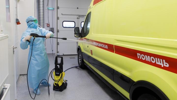 234 заболели, четверо умерли: в Волгоградской области коронавирус обновляет страшные рекорды